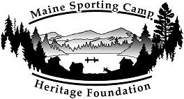 Maine Sporting Camp Heritage Foundation Logo